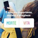 Sedicenne si suicida dopo un sondaggio su Instagram